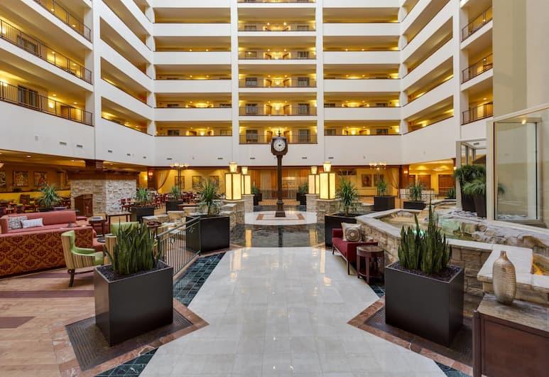 Renaissance Charlotte Suites Hotel, Charlotte, Hotelli interjöör