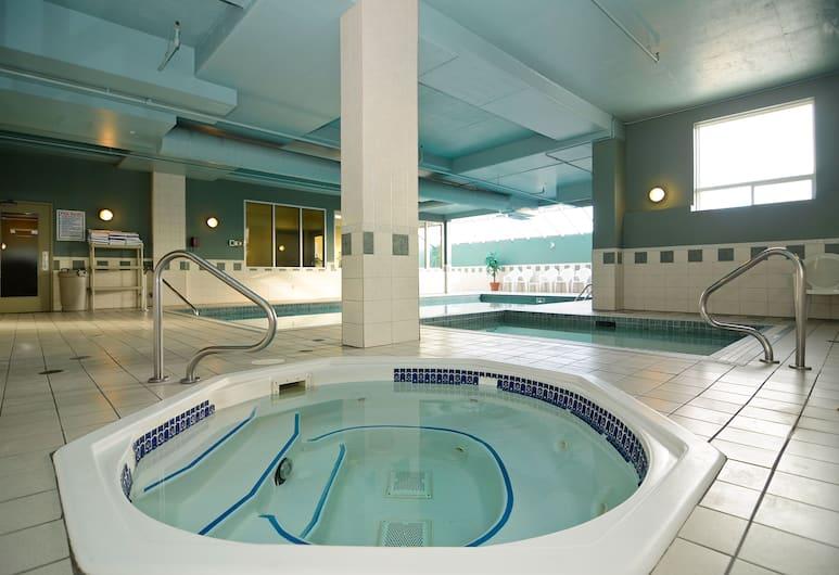 Best Western Plus Calgary Centre Inn, Калгари, Спа-ванна в помещении