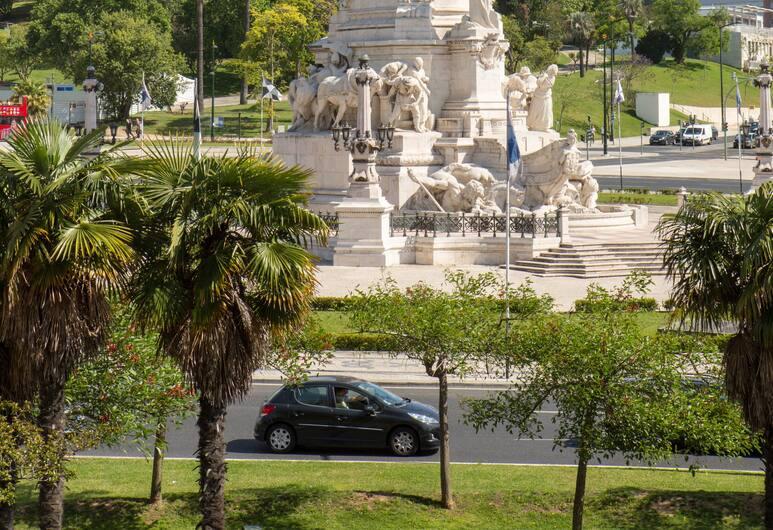 Hotel Florida, Λισσαβώνα, Θέα από το ξενοδοχείο