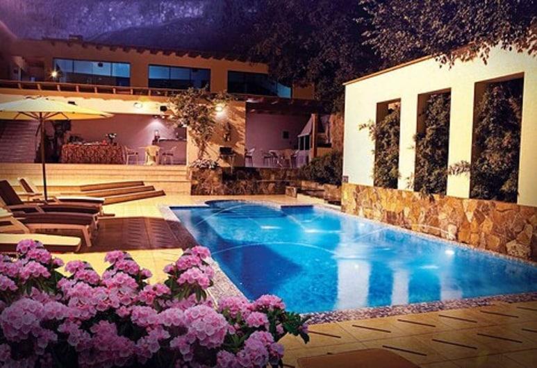 لوس إنكاس ليما هوتل, سوركو, بار الفندق