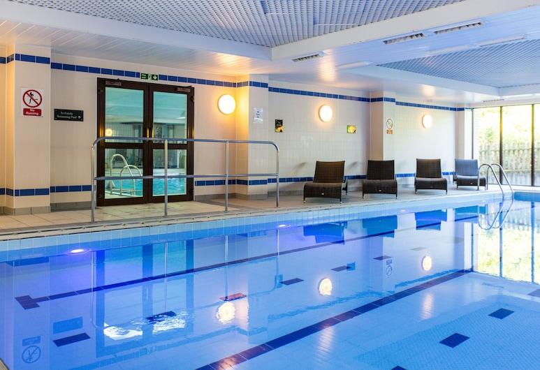 汉普郡中庭酒店, Basingstoke, 游泳池