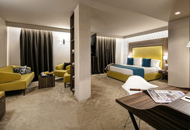 Cannes Palace Hotel, Cannes, Rom – deluxe, balkong (or Terrace), Gjesterom