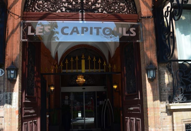 Best Western Hotel Toulouse Centre Les Capitouls, Toulouse, אזור חיצוני