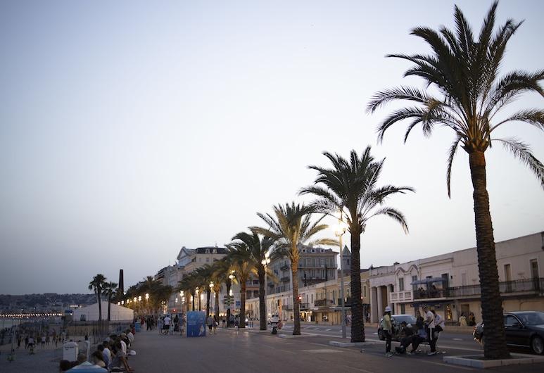 Best Western Premier Hotel Roosevelt, Nice, Beach