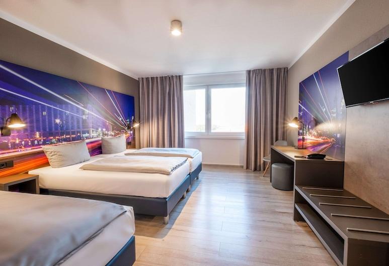 Comfort Hotel Lichtenberg, Berlin, Chambre Familiale, Chambre