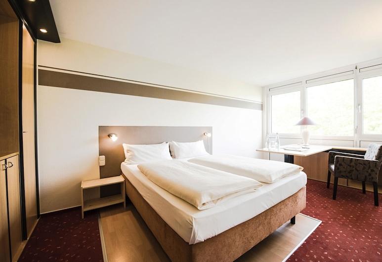 Comfort Hotel Ulm Blaustein, Blaušteina, Standarta numurs, 1 divguļamā gulta, nesmēķētājiem, Viesu numurs