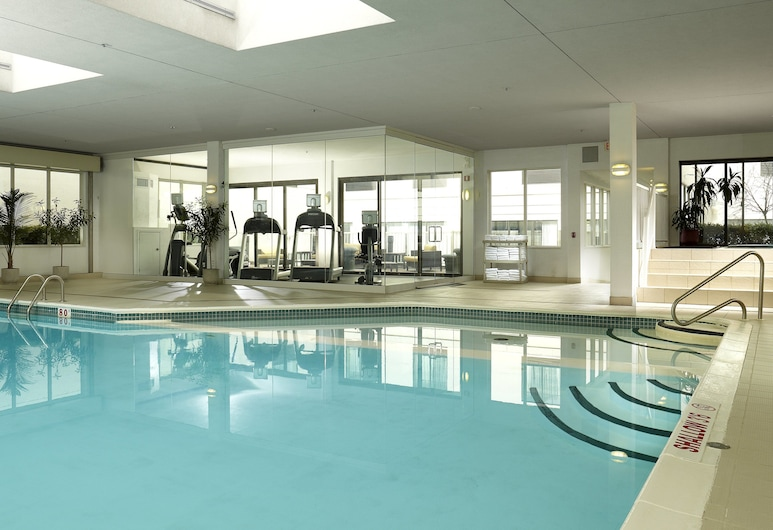 Courtyard by Marriott Downtown Ottawa, Ottawa, Indoor Pool