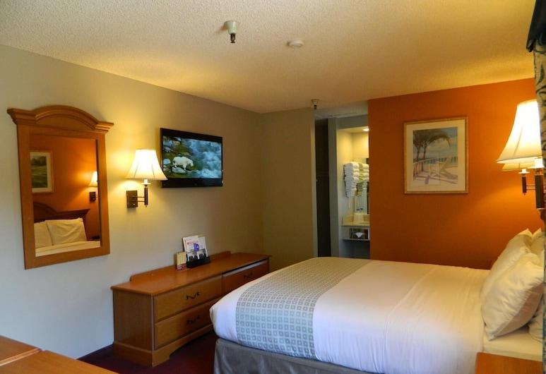 Downtown SLO Inn - San Luis Obispo, סן לואיס אוביספו, חדר אורחים