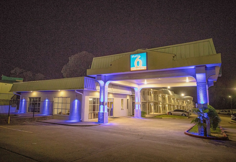 Studio 6 Tyler, TX - Northwest, Tyler, Buitenkant