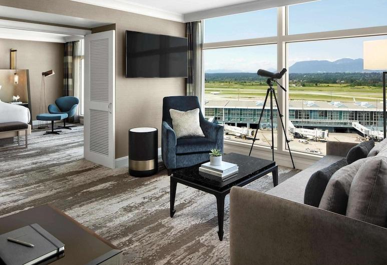 Fairmont Vancouver Airport In-Terminal Hotel, Richmond, Habitación