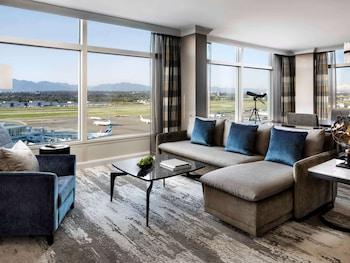 ภาพ Fairmont Vancouver Airport In-Terminal Hotel ใน ริชมอนด์