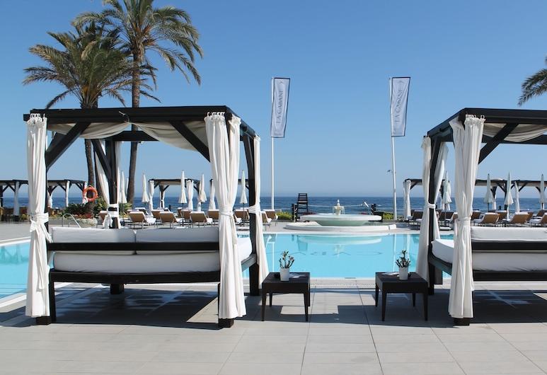 Los Monteros Spa & Golf Resort, Marbella, Utendørsbasseng