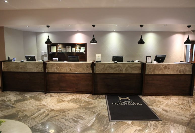 Doubletree by Hilton Bristol, Bristol, Reception