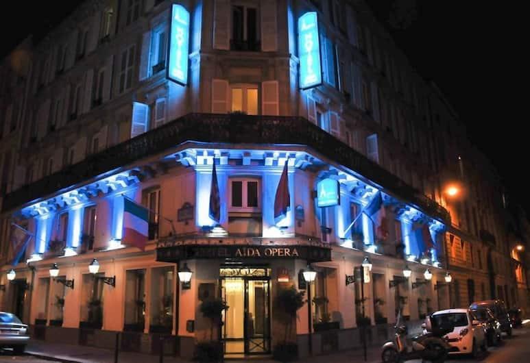 Hôtel Aida Opéra, Paris, Hotel Entrance