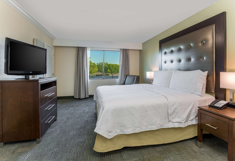 Homewood Suites by Hilton Ft. Worth-North at Fossil Creek, Fort Worth, Suite, 2 spavaće sobe, za nepušače (1 King and 2 Double Beds), Soba za goste
