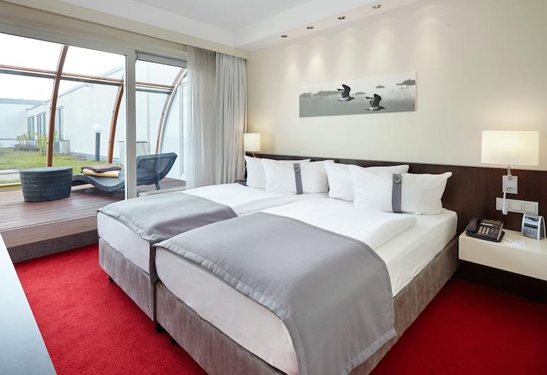 舍內費爾德機場假日酒店, 舍訥費爾德, 豪華客房, 客房