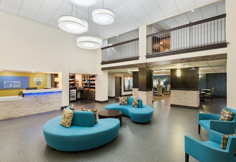 Holiday Inn Express Hotel & Suites Bentonville, Μπέντονβιλ, Λόμπι