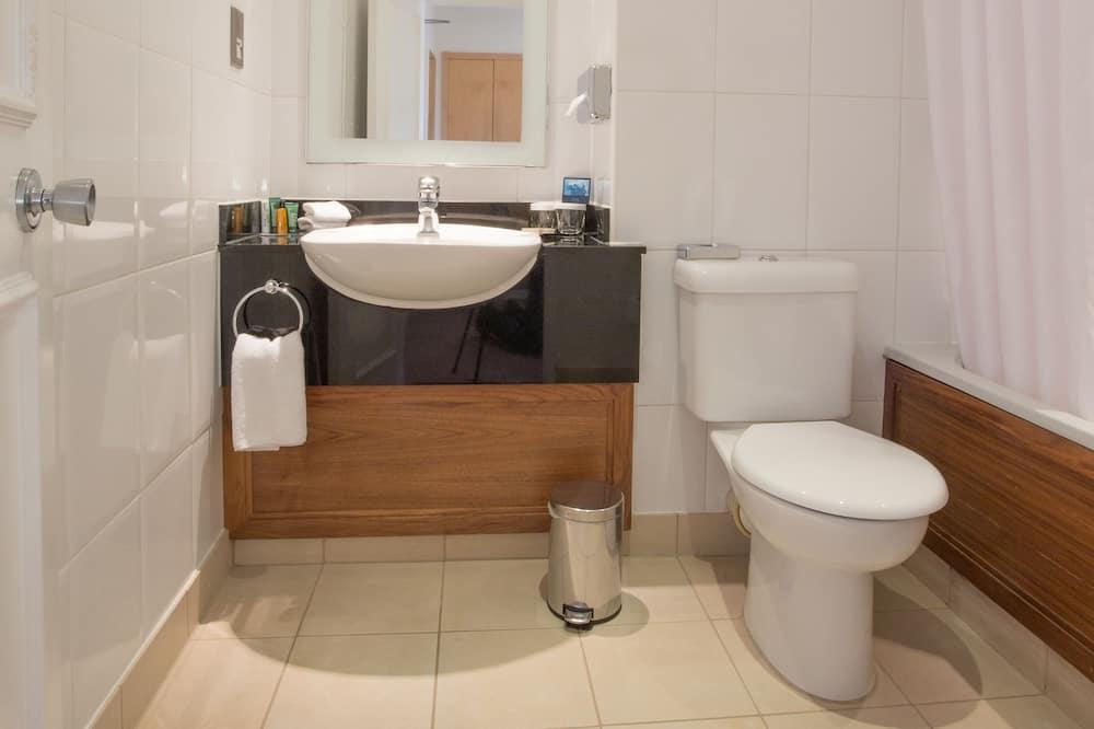 Deluxe-Zimmer, 1 Doppelbett - Badezimmer