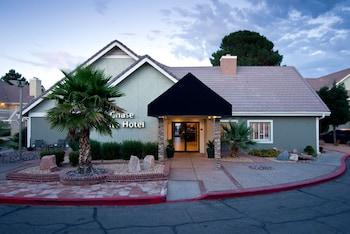 Wybierz ten hotel oferujący pokoje przystosowane dla osób niepelnosprawnych, El Paso