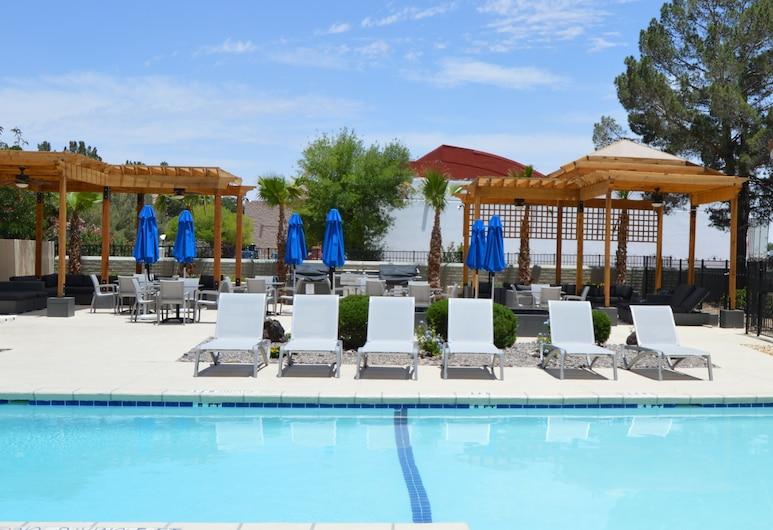 Chase Suite Hotel El Paso, El Paso, Piscina externa