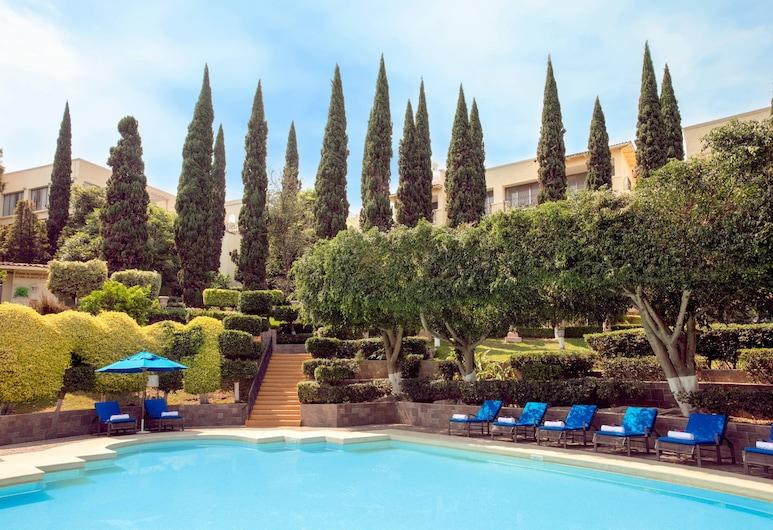 伊斯塔潘德拉薩爾萬豪飯店及水療中心, 伊斯塔潘日德拉薩爾, 游泳池