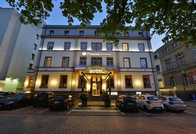 Best Western Premier Hotel Victoria, Friburgo de Brisgovia, Exterior