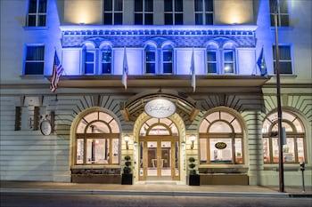 ภาพ โรงแรมแชตทัก พลาซา ใน เบิร์กลีย์