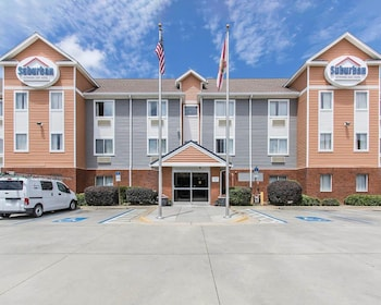 Picture of Suburban Extended Stay Hotel Naval Base area in Pensacola