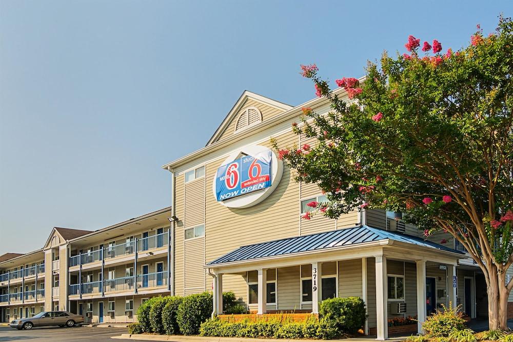 Motel 6 Fayetteville Nc Fort Bragg Area