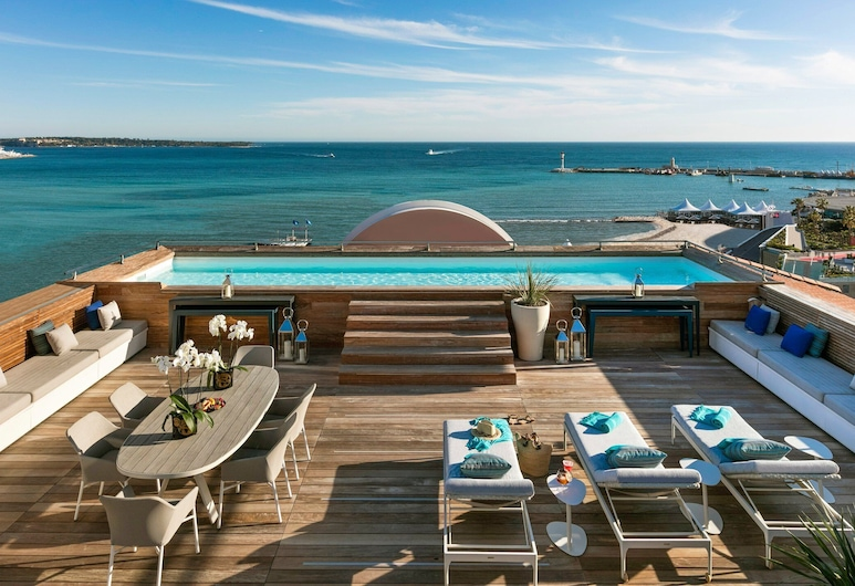 Hôtel Barrière Le Majestic Cannes, Cannes, Suite (Majestic), Guest Room