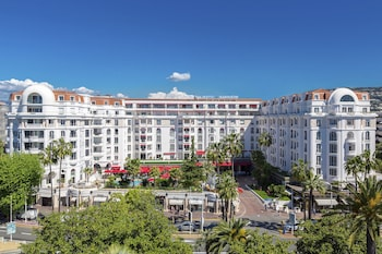 Nuotrauka: Hôtel Barrière Le Majestic Cannes, Kanai