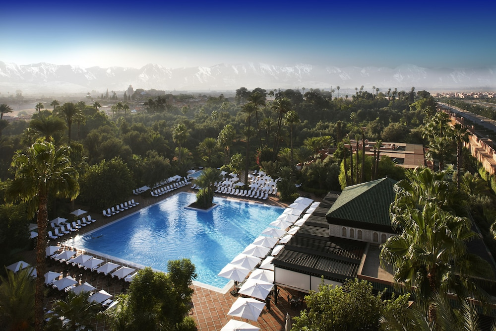 LA MAMOUNIA MARRAKECH - Updated 2019 Prices & Hotel ...