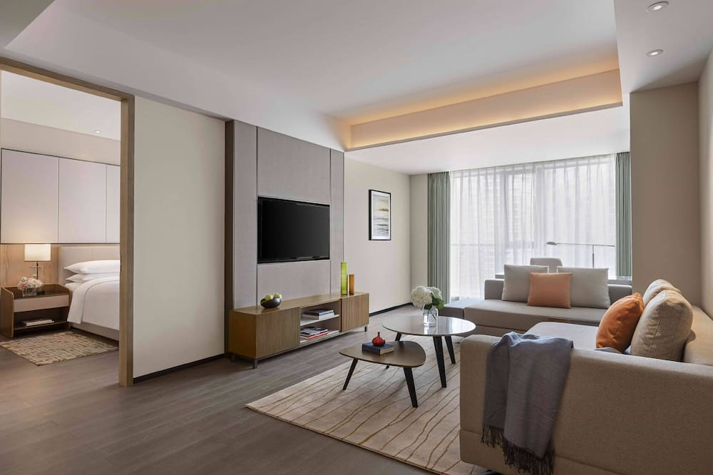 City Apartment, 1 Bedroom, Non Smoking, City View - Guest Room