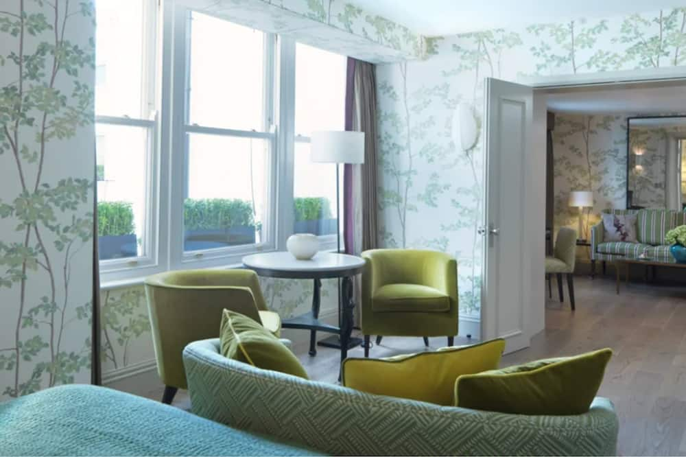 Suite (Brown's) - Living Area