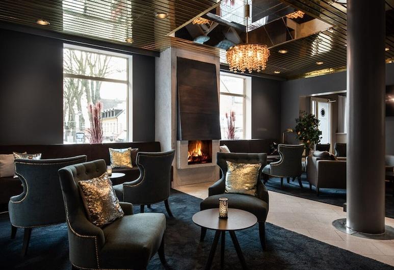 Quality Hotel Grand, Kristianstad, Kristianstad, Ruang Duduk Lobi