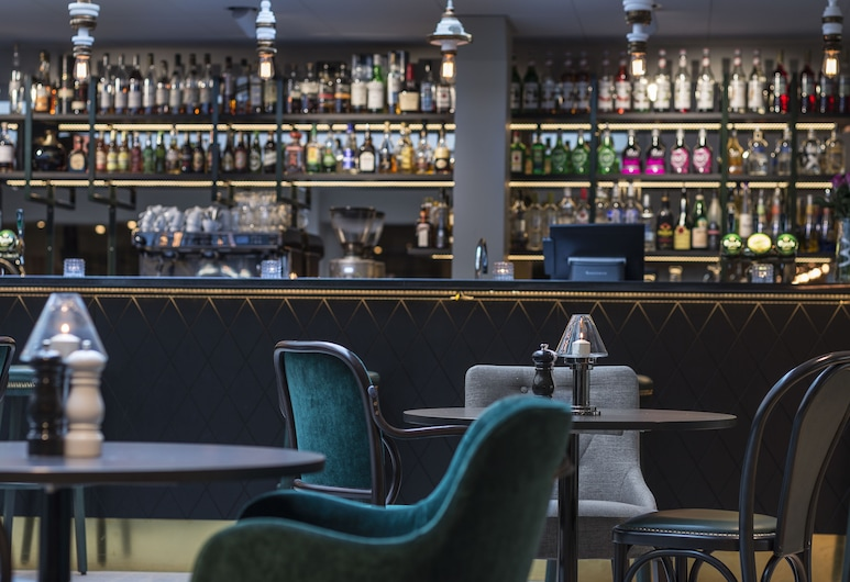 Quality Hotel Ekoxen, Linkoping, Bar do Hotel