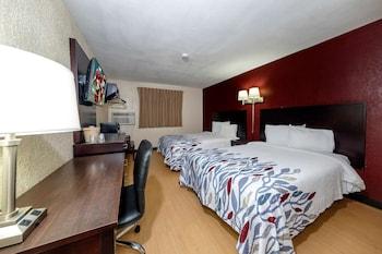 Bild vom Red Roof Inn Jacksonville - Cruise Port in Jacksonville
