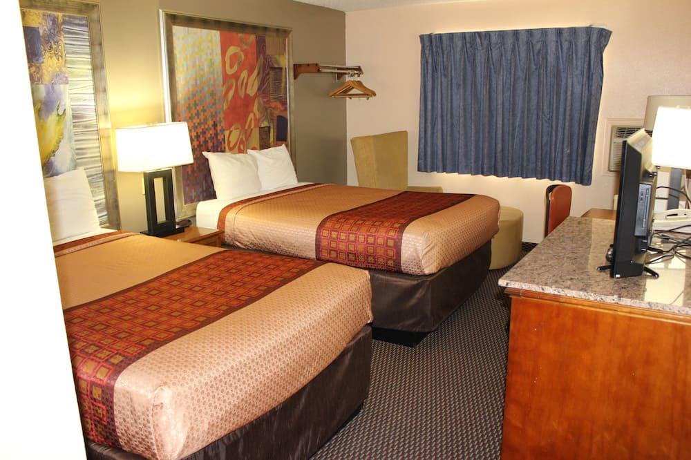 Habitación estándar, 2 camas Queen size, para no fumadores - Habitación