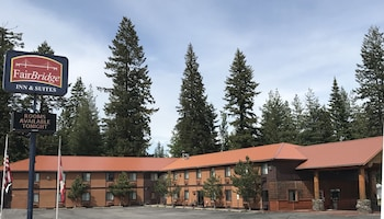 Ponderay bölgesindeki Fairbridge Inn & Suites Sandpoint resmi