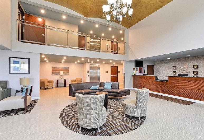 Comfort Inn & Suites Springfield I-55, Springfield, Lobby