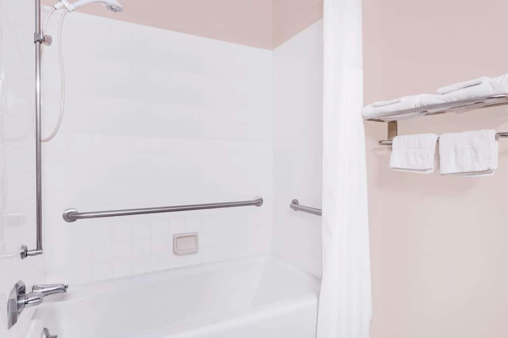 Soba, pristup za osobe s invalidnošću - Kupaonica