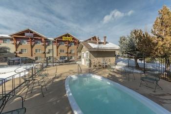 斯廷博特斯普林斯蒸汽船酒店的圖片