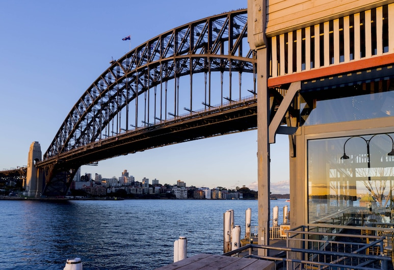 Pier One Sydney Harbour, Marriott Autograph Collection, Dawes Point, Výhľad z hotela