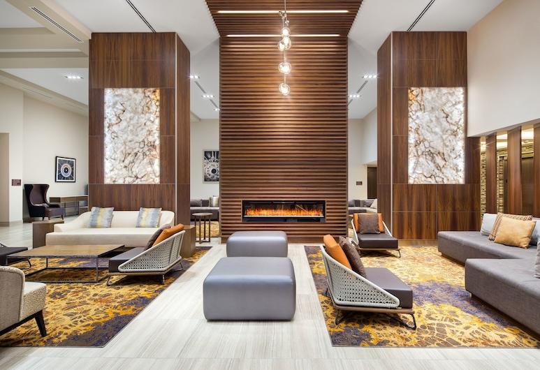 DoubleTree by Hilton Toronto Airport, Toronto, Fireplace