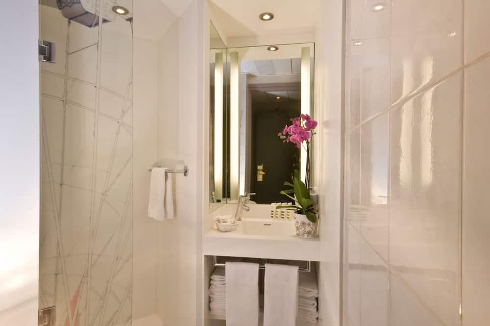 Classic-Zimmer, 1Einzelbett - Badezimmer