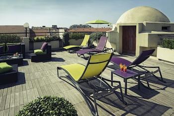 hôtel Luxe à Nice, France