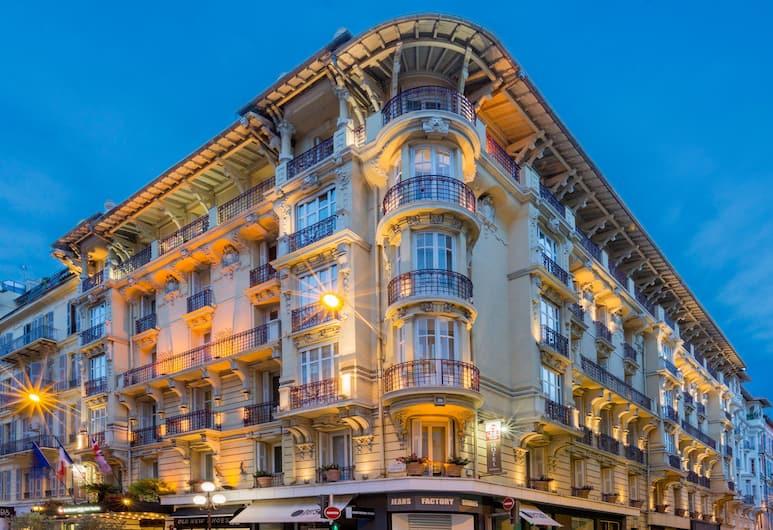 Best Western Plus Hotel Massena Nice, Nice, Hotel Front – Evening/Night