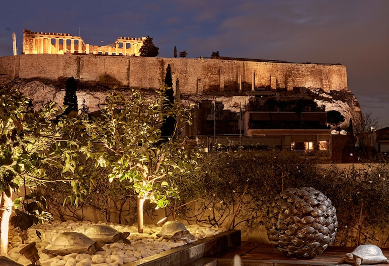 Herodion Athens, Athens, View from Hotel