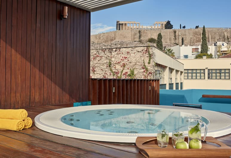 Herodion Athens, Athens, Rooftop Pool