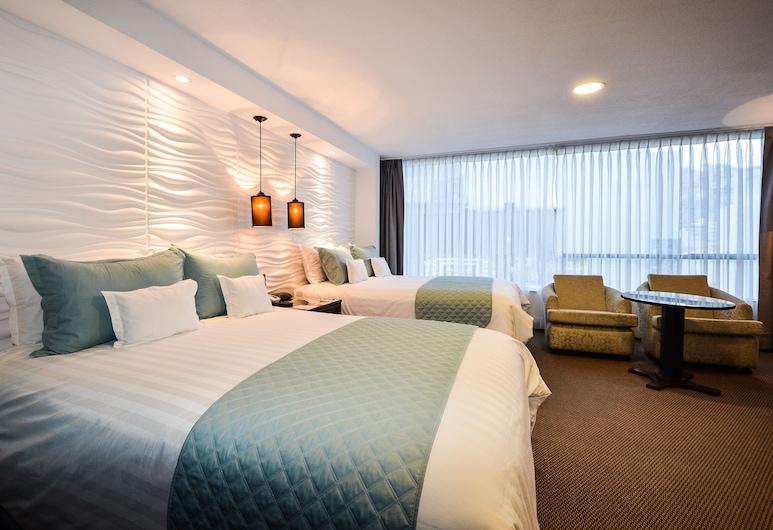 Hotel Presidente, La Paz, Standard Twin Room, 2 Double Beds, Guest Room